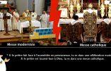 """Cours de catéchisme – A propos de la """"nouvelle messe"""""""