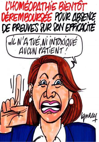 Ignace - L'homéopathie bientôt déremboursée