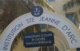 Polémique absurde à Dakar parce que l'institution catholique Ste Jeanne d'Arc refuse les élèves portant le voile islamique