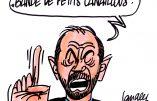 Ignace - Édouard Philippe condamne les incendiaires de Chanteloup