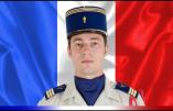 """""""Pour que vive France"""" du Capitaine Frison-Roche, tombé au Mali."""
