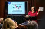 Katalin Novak, ministre hongrois de la Famille, un exemple de combat politique