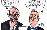 Ignace - Macron gère la réforme des retraites