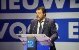 Triomphe pour Salvini à Anvers