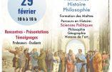 29 février 2020 – Portes ouvertes à l'Institut Universitaire Saint-Pie X