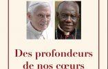 Le projet d'ordonner des hommes mariés inquiète le pape émérite Benoît XVI