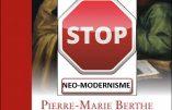 Œcuménisme : La Fraternité de la Transfiguration dit une seconde fois NON à M. l'abbé Pierre-Marie Berthe