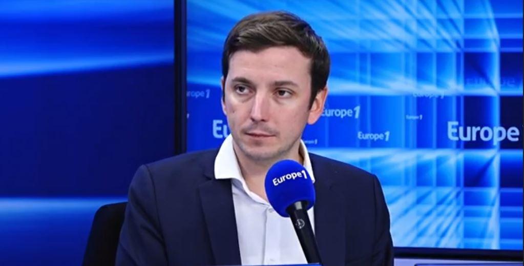 Aurélien Taché, député de LREM, dénie la réalité chrétienne de la France