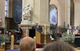 L'éloge prononcé par Bruno Gollnisch aux funérailles de Roger Holeindre