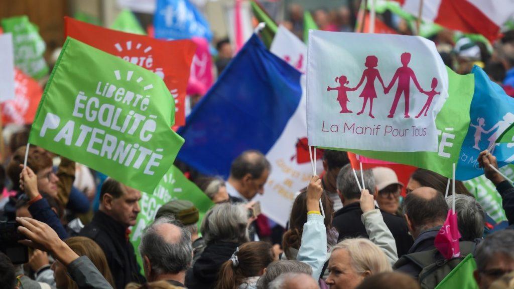 La Manif pour Tous et le vote catholique conservateur : un vote de classe plutôt qu'un vote éthique