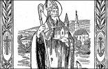 Jeudi 26 mars 2020 – De la férie – Saint Ludger, Évêque de Munster († 809)