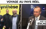 Sur TV Libertés, Alain Escada nous parle des élections municipales et de la Fête du Pays Réel