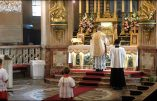 Vidéo de la Grand Messe du Dimanche du Bon Pasteur à Saint-Nicolas-du-Chardonnet