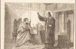 Vendredi 17 avril 2020 – Vendredi de Pâques – Saint Anicet, Pape et Martyr – Bienheureuse Claire Gambacorta, Vierge, Dominicaine, Patronne de Pise (1362-1419)