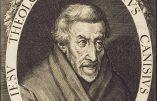 Lundi 27 avril 2020 – Saint Pierre Canisius, Confesseur et Docteur de l'Église