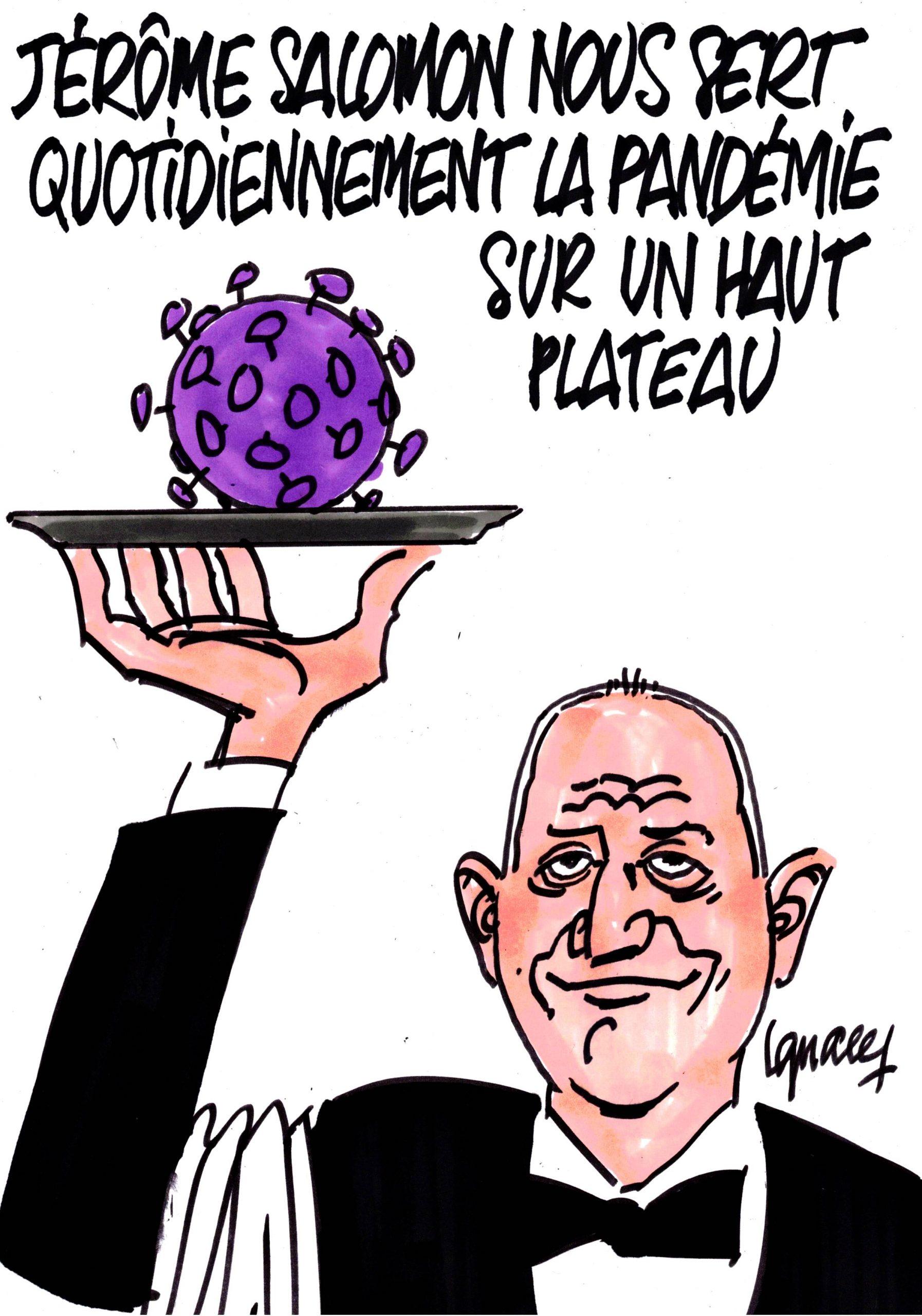 Ignace - Bilan avec Jérôme Salomon