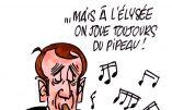 Ignace - Quand le Marseillais cesse de jouer du saxo...