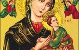 Samedi 27 juin 2020 – De la Sainte Vierge au samedi – Notre-Dame du Perpétuel Secours – Saint Ladislas Roi de Hongrie