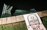 Le nihilisme dans toute sa splendeur apocalyptique : la furie iconoclaste continue, décapitées les statues de Christophe Colomb