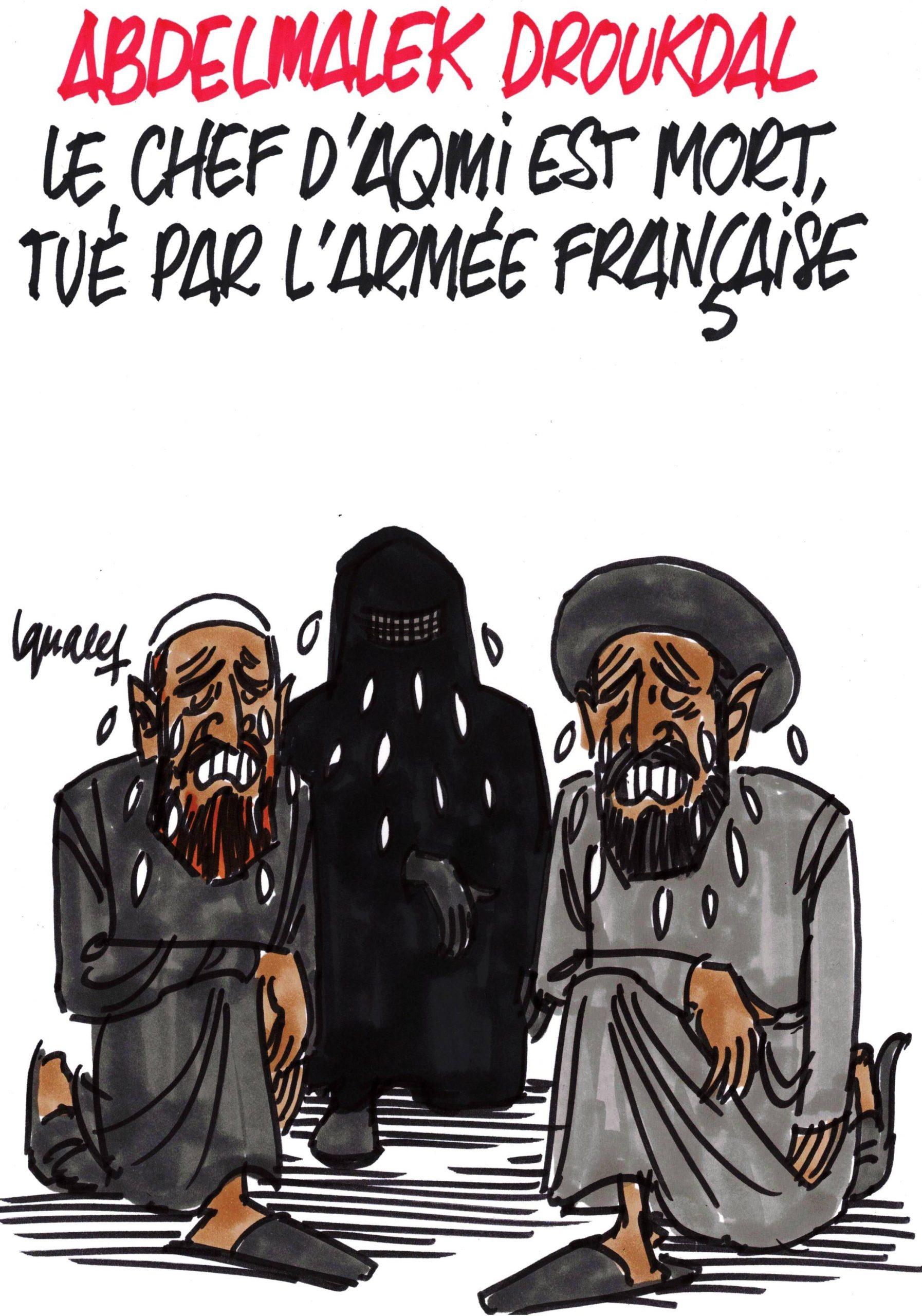 Ignace - Le chef d'AQMI tué par l'armée française