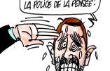 Ignace - Le comble du premier flic de France