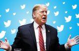 La vidéo de Trump censurée par Twitter