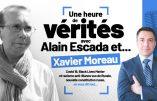 Covid 19, Black Lives Matter et racisme anti-Blancs vus de Russie – Une Heure De Vérités avec Alain Escada et Xavier Moreau