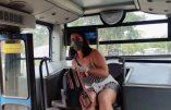 Coronavirus – Une actrice porno recherchée par la police… pour avoir retiré son masque
