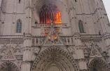 Pour un visa non renouvelé, la cathédrale de Nantes a brûlé