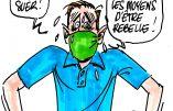 Ignace - Pas de masque, 135 euros d'amende !