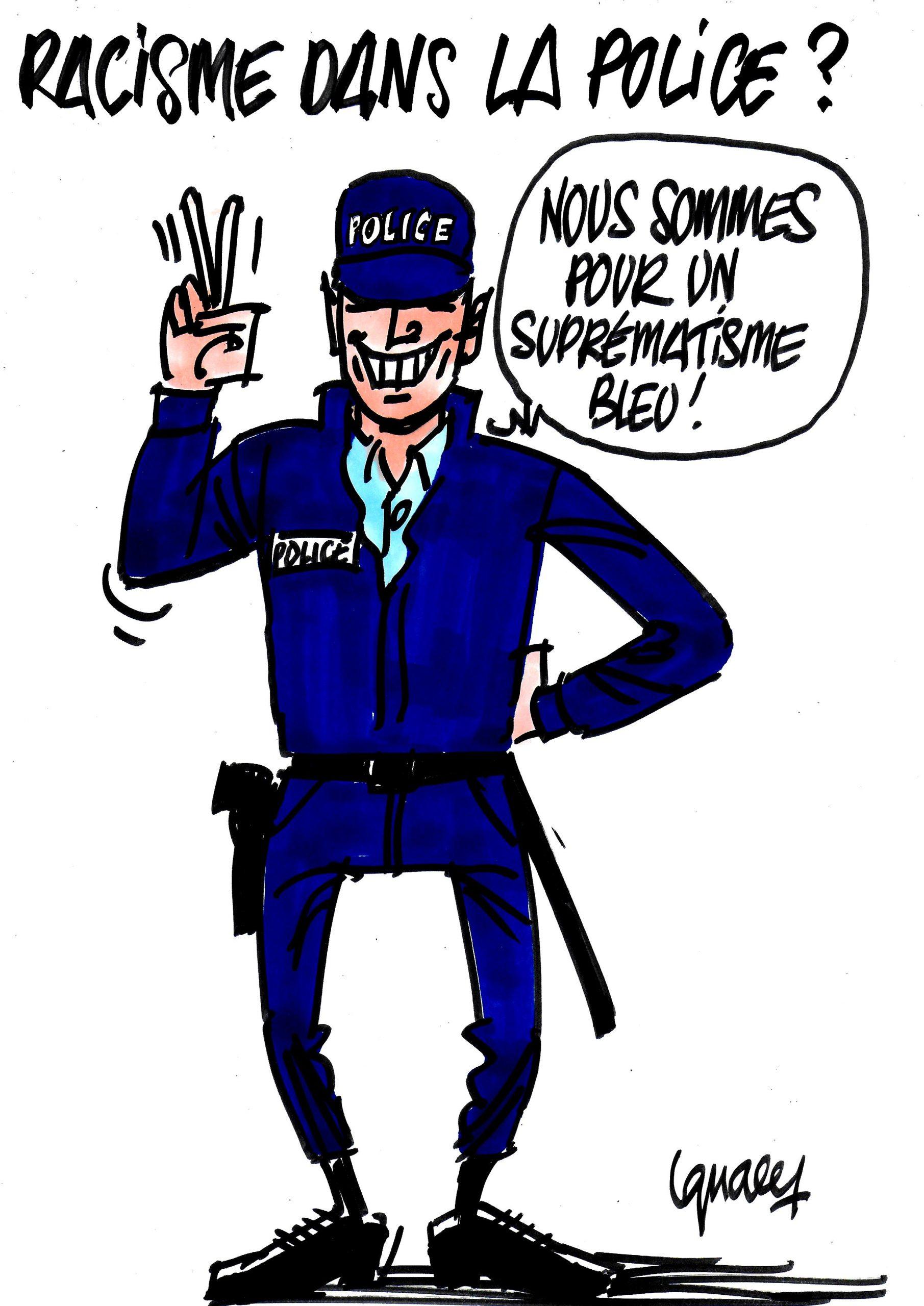 Ignace - Racisme dans la police ?