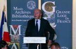 Jacques Toubon à la retraite