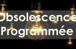 L'obsolescence programmée, on en parle ?