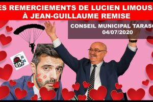 Le RN, meilleur allié du système : la preuve à Tarascon avec les remerciements de Lucien Limousin
