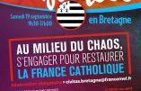 Samedi 19 septembre en Bretagne – Rencontre locale du Pays Réel
