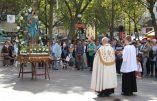 Fête de l'Assomption 2020 – Discours de l'abbé Petrucci lors de la procession à Paris
