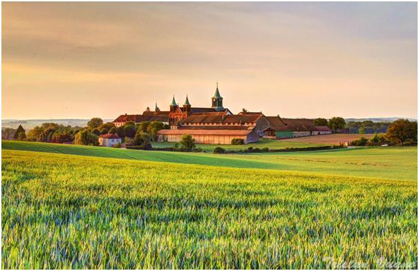 L'abbaye d'Oelenberg : un millénaire d'histoire !