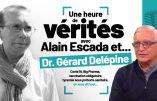 Tyrannie sous prétexte sanitaire, masque & vaccination obligatoires, corruption par Big Pharma – Une Heure De Vérités avec le Dr Gérard Delépine