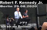 Robert F. Kennedy à Berlin : Nous voulons des responsables de la santé qui œuvrent pour leur peuple et non pour Big Pharma