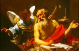 Mercredi 30 septembre 2020 – Saint Jérôme, Confesseur et Docteur de l'Église