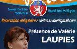 La conseillère régionale Valérie Laupies participera à la Rencontre locale du Pays Réel du Grand Sud-Est/Lyon