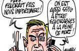 Ignace – 55% des Français répondent au téléphone à table