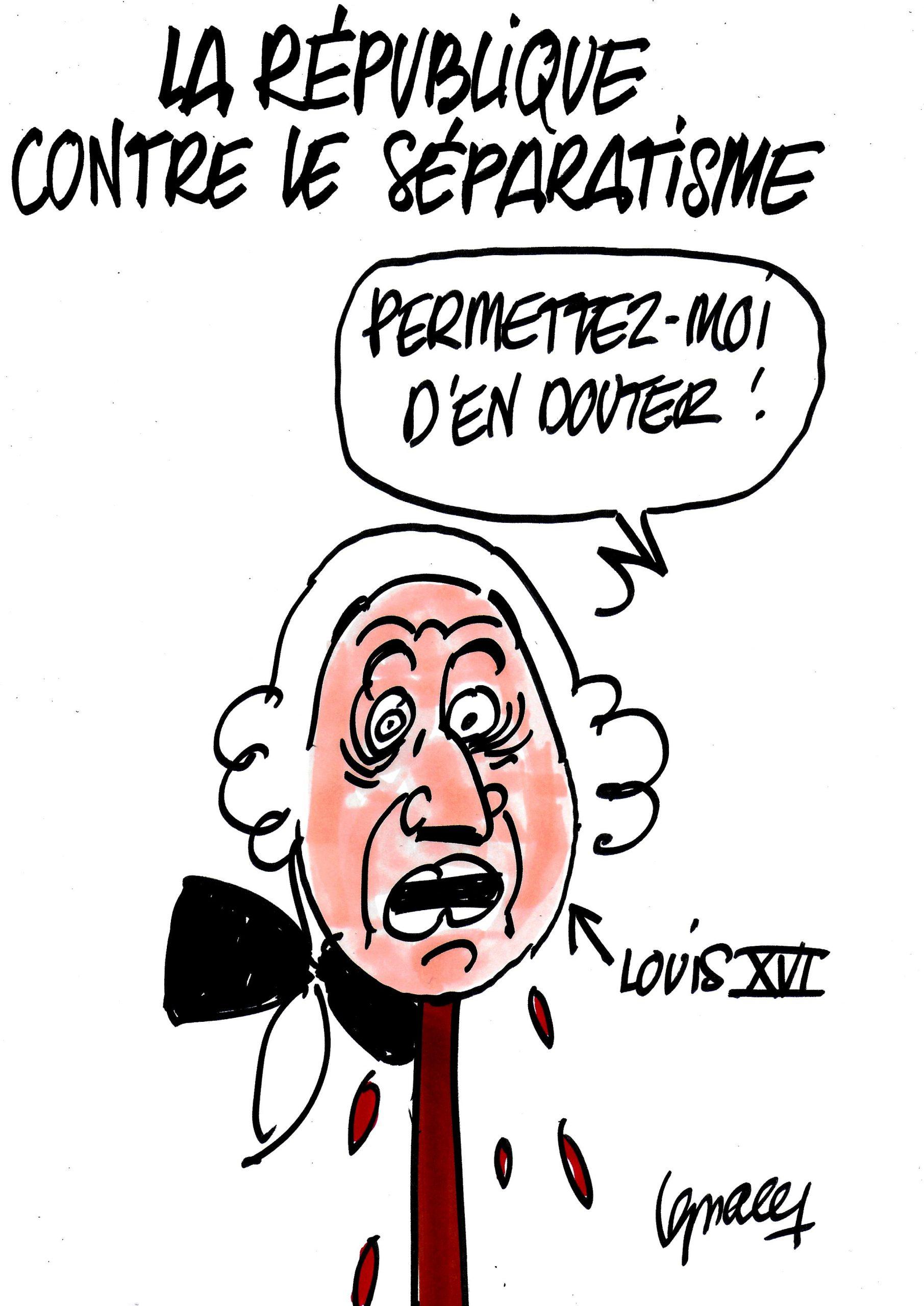Ignace - La république contre le séparatisme