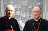 """Mgr Viganò fait l'éloge de Mgr Lefebvre : """"sa dénonciation du Concile et de l'apostasie moderniste est plus que jamais d'actualité"""""""