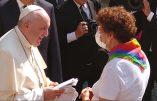 Le pape François à des parents d'enfants homosexuels : «l'Eglise les aime tels qu'ils sont »