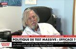 """Professeur Raoult : """"Médias et politiques instrumentalisent les peurs"""""""
