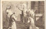 Lundi 26 octobre 2020 – De la férie : messe du XXI° dimanche après la Pentecôte – Saint Evariste, Pape et Martyr – Bienheureux Bonaventure de Potenza, Frère Mineur