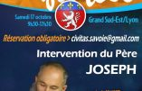 Retrouvez le Père Joseph à la Rencontre locale du Pays Réel ce 17 octobre 2020