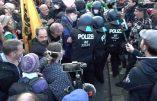 Berlin – Multiples arrestations pendant la manifestation contre le couvre-feu
