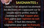 """Castex promet aux Français """"des mesures saignantes"""" – La tyrannie sous prétexte sanitaire plus que jamais en marche"""
